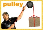 The handy dandy PULLY!!!