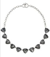 Somervell Silver Necklace