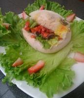 Pizzandwich Frutal