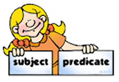 Chapter 1 THE SENTENCE: SUBJECT AND PREDICATE, KINDS OF SENTENCES