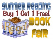 Scholastic Book Fair is this Week!
