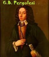 Giovanni Battista PERGOLESI (1710 - 1736)