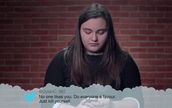 Though we laugh at celebrities reading mean tweets, we experience a different feeling when kids read them...