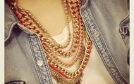 Carmen necklace - NOW $85