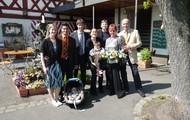 My German family!
