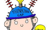 This is the thinking cap