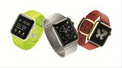Straps for Apple watches