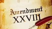 The New 28th Amendment