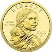 Sacagawea is cool.