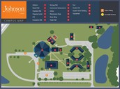 Johnson U. FL Campus Map