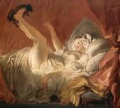 Ragazza che gioca col cane, Fragonard, 1765-1772