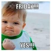 Friday!  9/12