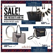 Check out these amazing deals on Stella and Dot Fan Favorites!