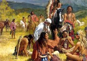 Chief Howling Wind and the Native Americans deserve the credit for discovering America.