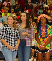 Lady Bucks Volleyball