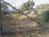 Exceso de terrenos abandonados