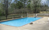 Pool is up and ready for you!