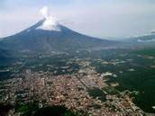 Tajumulco Volcán