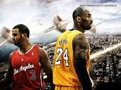 Laker vs Clippers