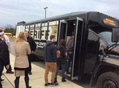 Albany County Sheriff's Bus