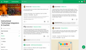Join our Google+ Community for Tech Coaches!