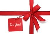 Year-End Appreciation & Giving