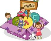Aulas particulares de Inglês - Fundamental I e II