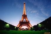 1st Day- Eiffel Tower