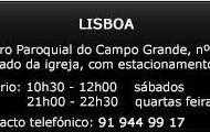Grupo de inter ajuda em Lisboa
