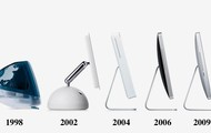 Evolution of the iMac computer