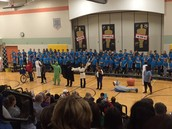 5th grade concert end