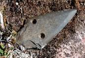 stone arrow head