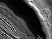 Hellas Planitia from NASA's Mars Reconnaissance Orbitor
