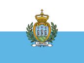 San Marino's flag