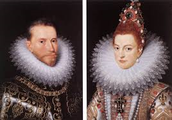 Isabella and her hosmband Ferdinand