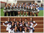Cheerleaders Receive Bids to Nationals!
