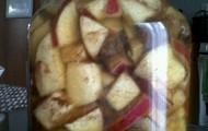 5 Spice Apple Chutney