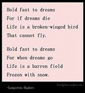 Poem by Langston Hughes