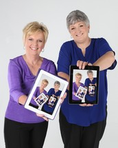 Connect with Joan and Janet