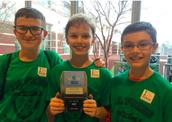 JN Fries - VEX IQ Judges Award Winners