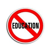 No education in the world