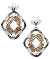 SOLD Kaia Chandelier Earrings (wear 2 ways!)