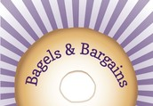 "AUGUST 24TH BACK-TO-SCHOOL ""BAGELS & BARGAINS"""