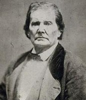 Thomas Lincoln (His dad)