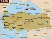 Thee facts about Turkey.