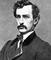John Wilkes booth portrait