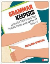 Grammar Keepers:  Additional Resource for Working with Words
