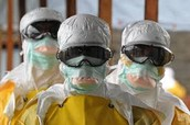 CDC workers