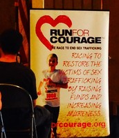 McClellan High School teams with Run for Courage