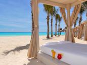 Cancún es el lugar más hermoso en la tierra.